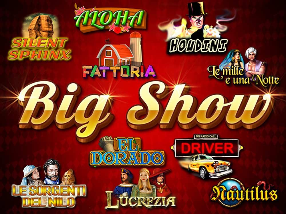 Big Show Nazionale Elettronica
