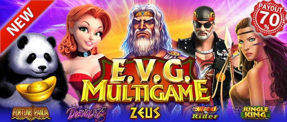 EVG multigame