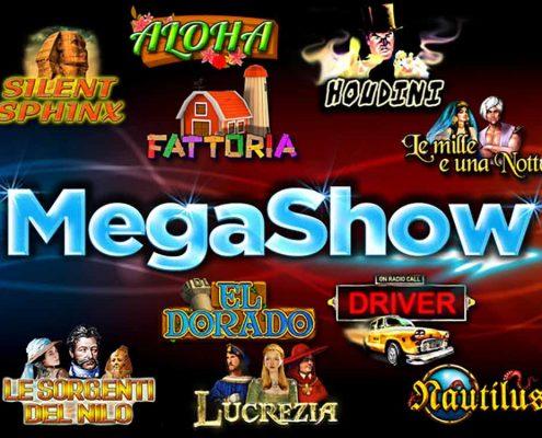 Mega show Nazionale Elettronica