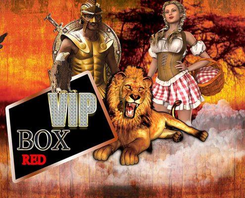 Vip box red Net