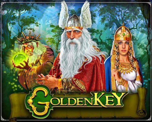 Golden key octavian