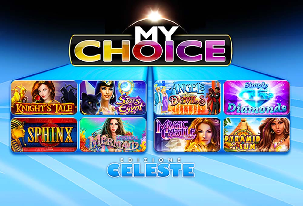 My Choice Celeste marim