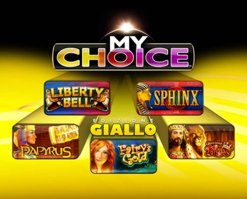 My Choice Giallo Marim