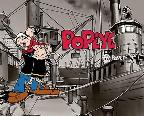 Popeye Vitalgames Marim