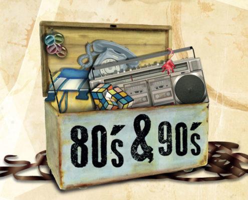 80's & 90's net srl