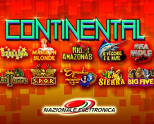 continental nazionale elettronica