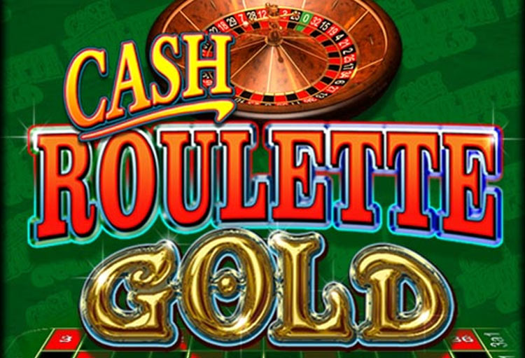 Cash Roulette Gold Mag Elettronica