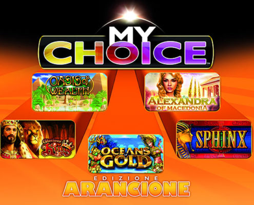 my choice arancione marim