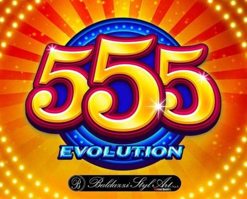 555 Evolution