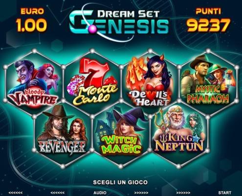 Dream set Genesys