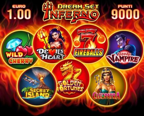 Dream set inferno