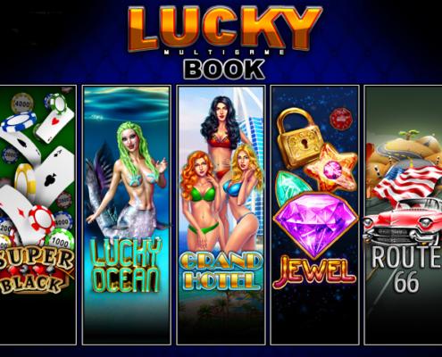 Lucky book