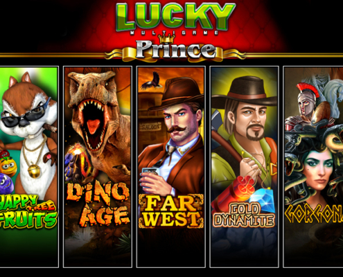 Lucky prince