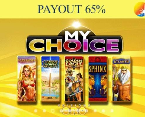 My choice edizione oro