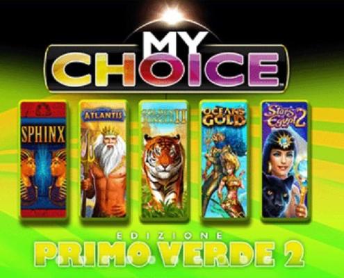 My choice primo verde 2
